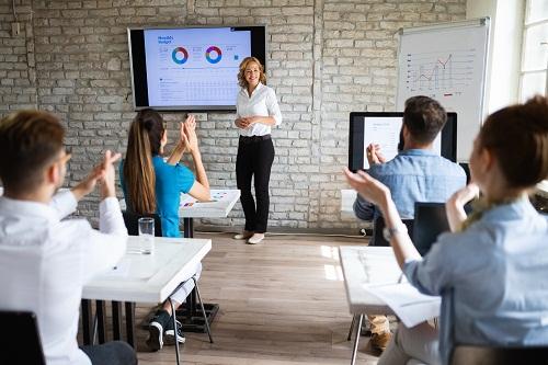 un logiciel de gestion de la formation